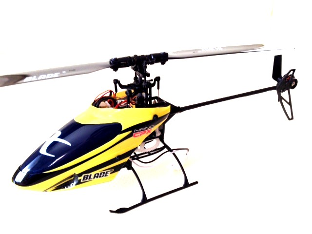 how to fly blade nano cpx